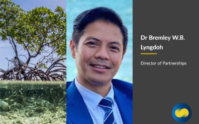 Meet Dr Bremley W.B. Lyngdoh, Director of Partnerships